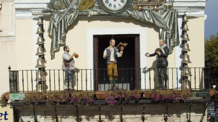 Reloj Carrillón 7 experiencias Ciudad Real