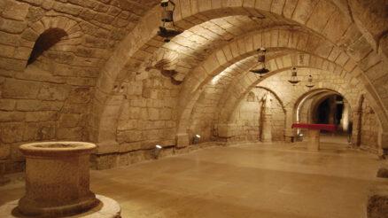 Cripta Catedral de Palencia