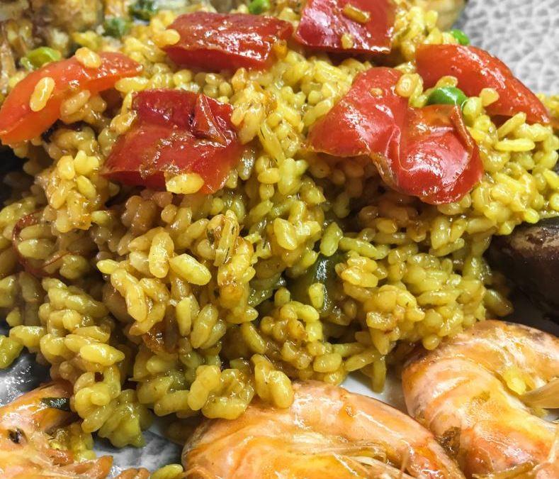 arroz alicantino