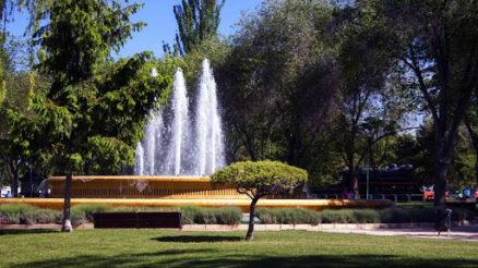 Jardínes de Albacete